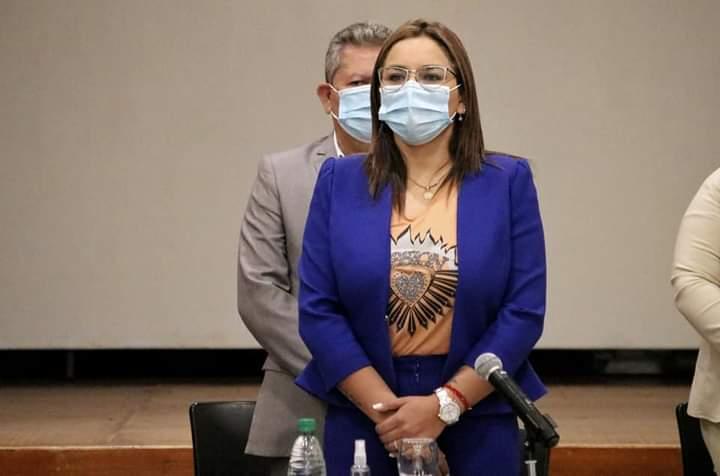 Magda Ayala se manifestó sobre la toma ilegal de la Secretaría de Derechos Humanos