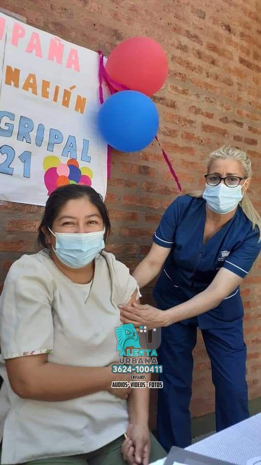 Centro de Salud Cristo Rey: Campaña de vacunación antigripal
