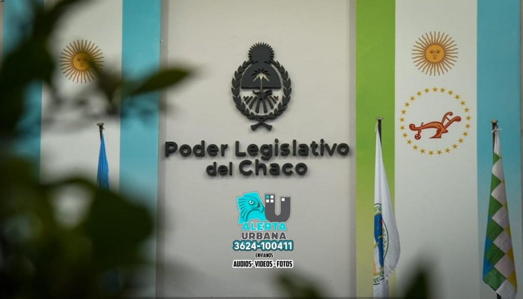 Chaco: el Poder Legislativo funcionará con guardias mínimas