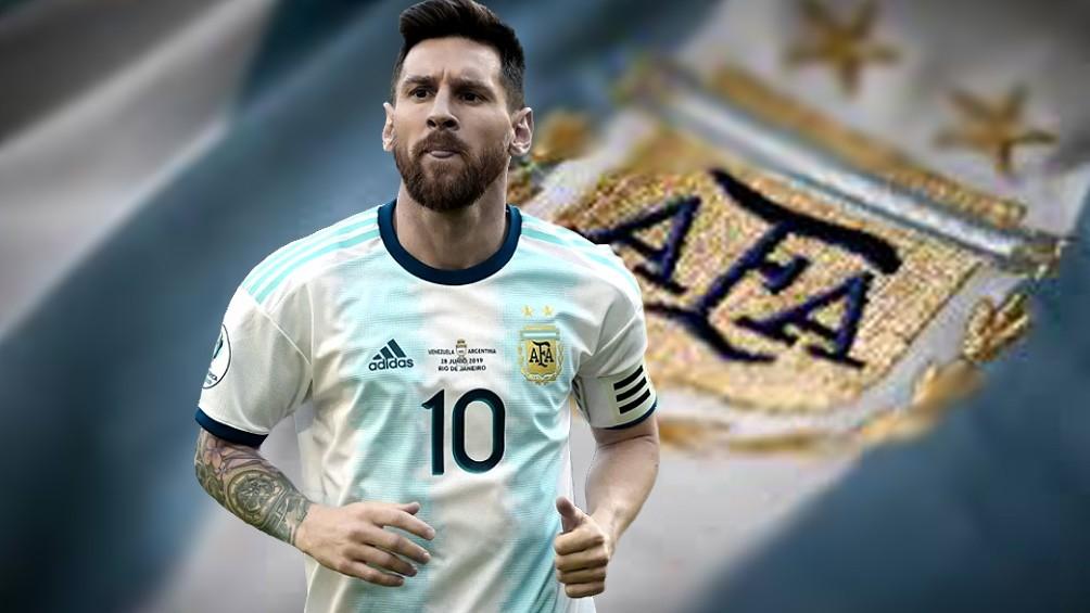 Messi encabeza la lista de argentinos que se exponen a sanciones por la Superliga europea