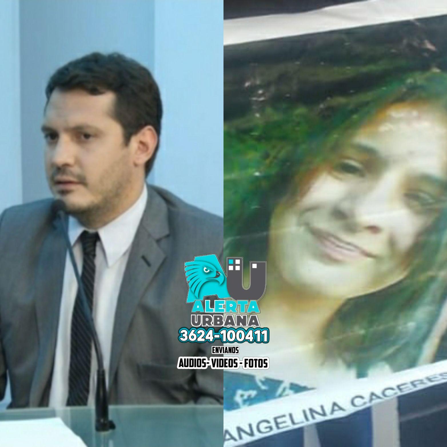 Caso Angelina Cáceres: pedíamos una condena por femicidio