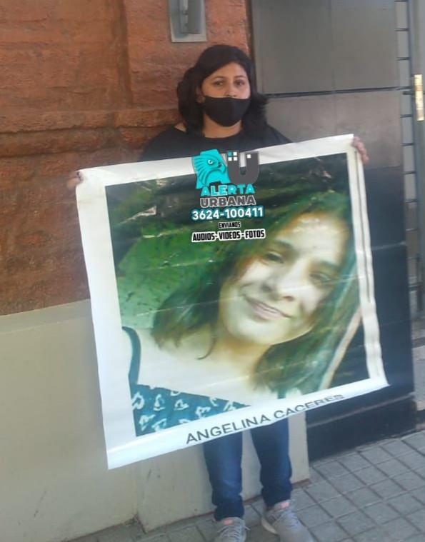 """Mamá de Angelina: """"Odio al asesino de mi hija, no iré a verlo"""""""