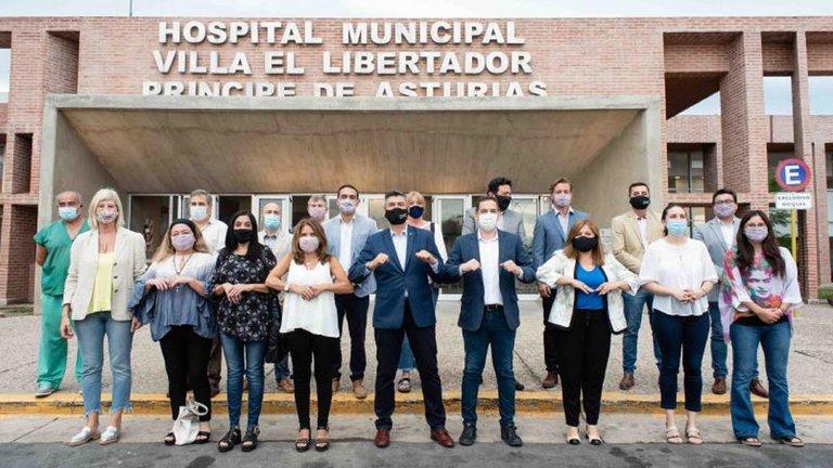 Córdoba: se recaudo $12 millones para comprar equipamiento medico
