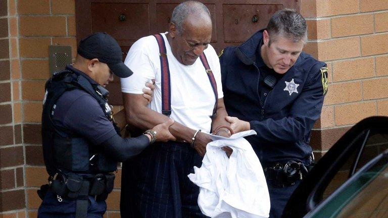 Bill Cosby: drogó y violó a más de 60 mujeres