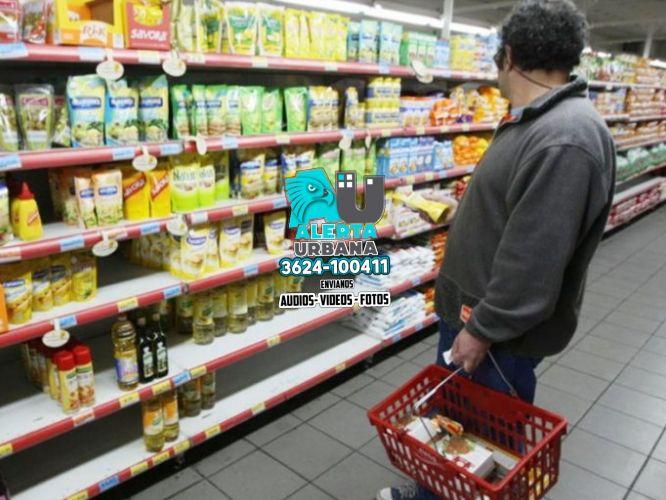 Chaco: creció un 27,2% las ventas en supermercados en febrero