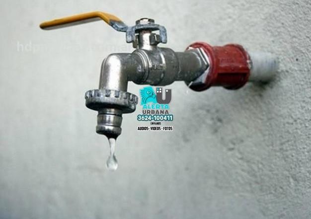 SAMEEP : podría haber baja presión del agua por obras en el acueducto