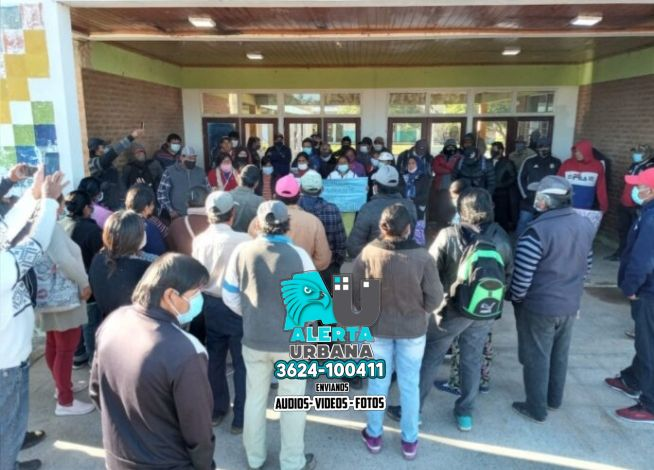 El Impenetrable: escuelas bilingües tomadas
