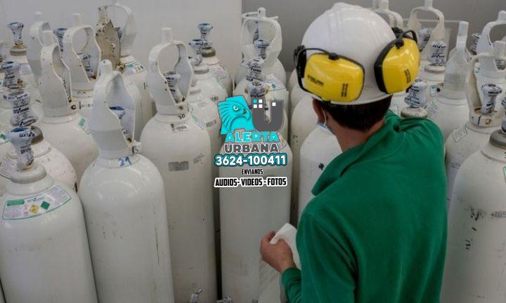 Argentina: limitan la exportación de oxígeno medicinal