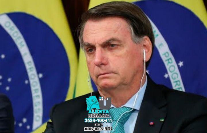 Inició la investigación al presidente brasileño Jair Bolsonaro
