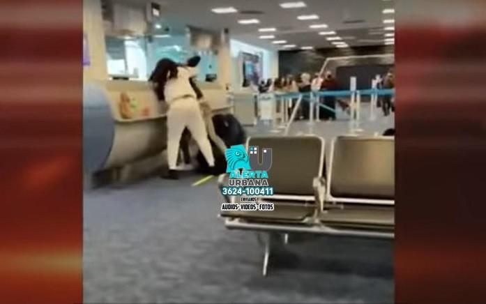 Miami: golpearon a un hombre por utilizar mal el barbijo en el aeropuerto