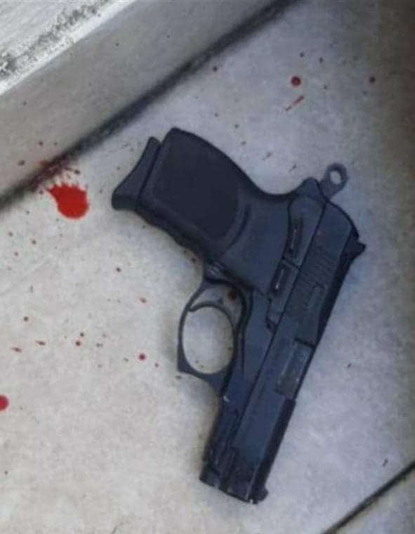 Se suicidó un delincuente al verse rodeado por la Policía