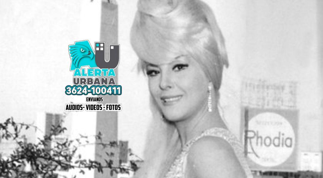 Murió a los 83 años la actriz Libertad Leblanc