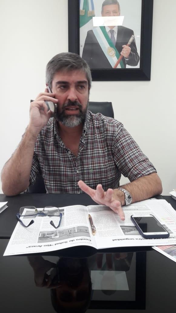 El Dengue avanza en Corzuela