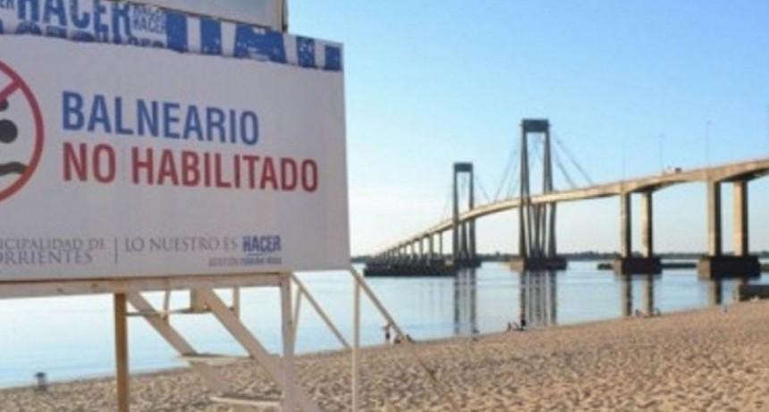 Adolescente chaqueño murió en playa no habilitada de Corrientes