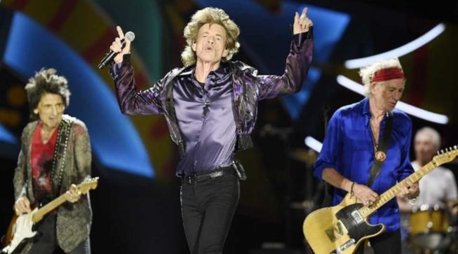 The Rolling Stones publican en YouTube shows ofrecidos en Argentina