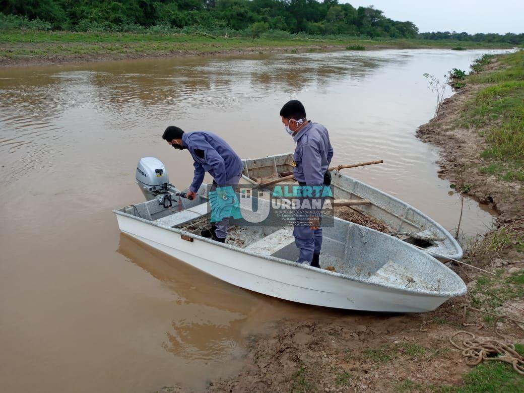 Violaban la ley de pesca y fueron notificados en Infracción