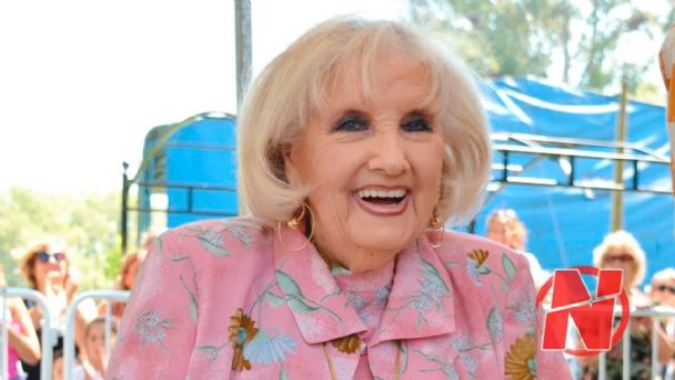 Murió Goldie la hermana gemela de Mirtha Legrand