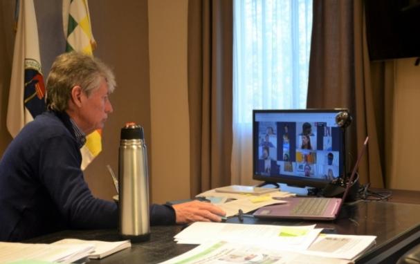 La comisión de Educación avanza en la propuesta virtual para el debate de la reforma en el nivel superior