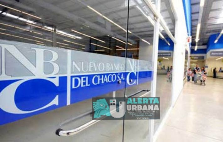 Tarjeta de Débito Banco del Chaco