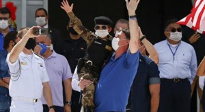 Coronavirus: Brasil ya es el tercer país con más contagios en el mundo