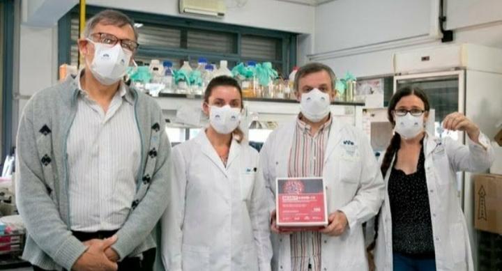 Cómo funciona NEOKIT-COVID-19, el test rápido de diagnóstico molecular creado por argentinos para detectar el coronavirus