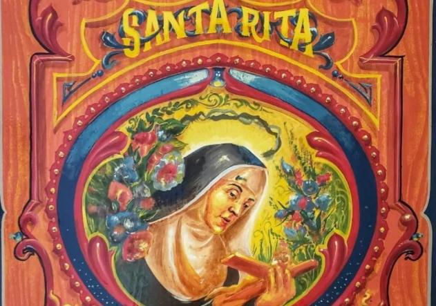 Santa Rita: este viernes habrá dos misas televisadas