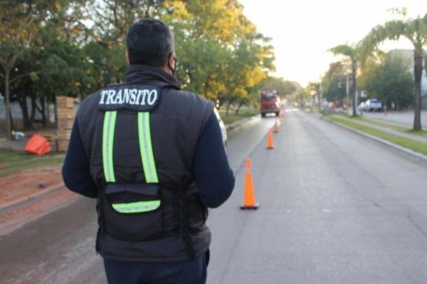 Falleció una inspectora de tránsito por COVID-19