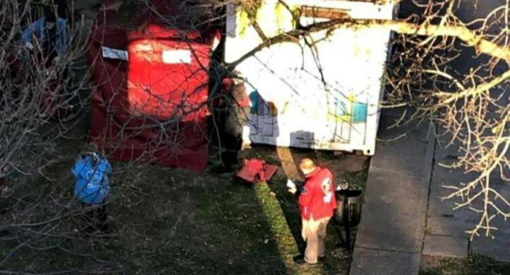 Encontraron un cuerpo con un balazo en la cabeza en Saavedra