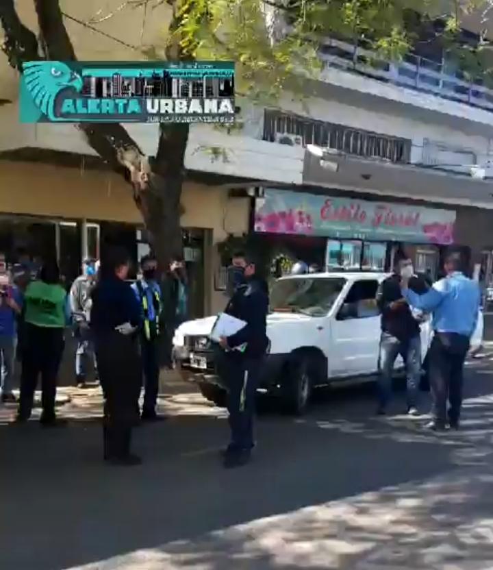 Inspectores Municipales multaron a unidades de la Línea 5 que son utilizados para trasladar a trabajadores de la Textil Santana de Puerto Tirol