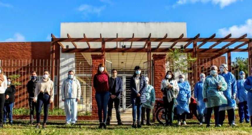 COVID-19: El gobierno desplegó operativo de detección de casos en el Barrio Toba