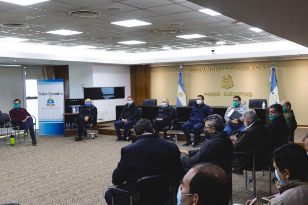 Formosa permitirá las reuniones familiares de hasta 10 personas.