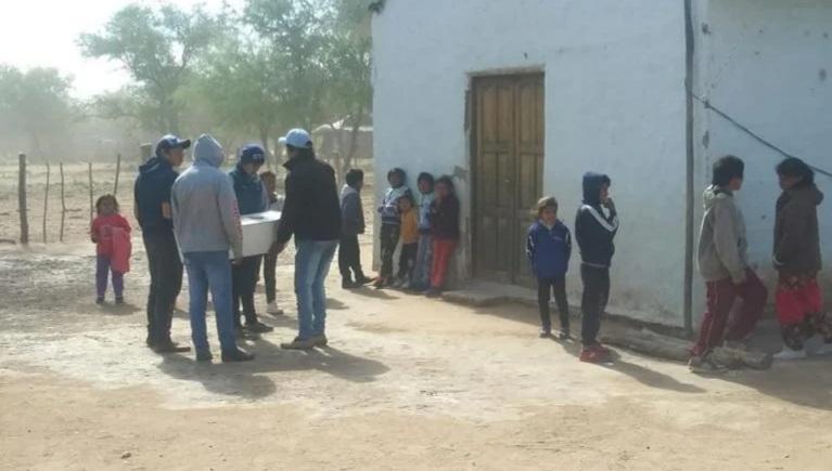Murió otra niña wichí con antecedentes de desnutrición en Salta.