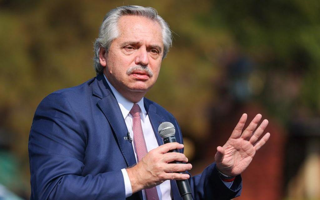 El saludo de Alberto Fernández por el día del trabajador