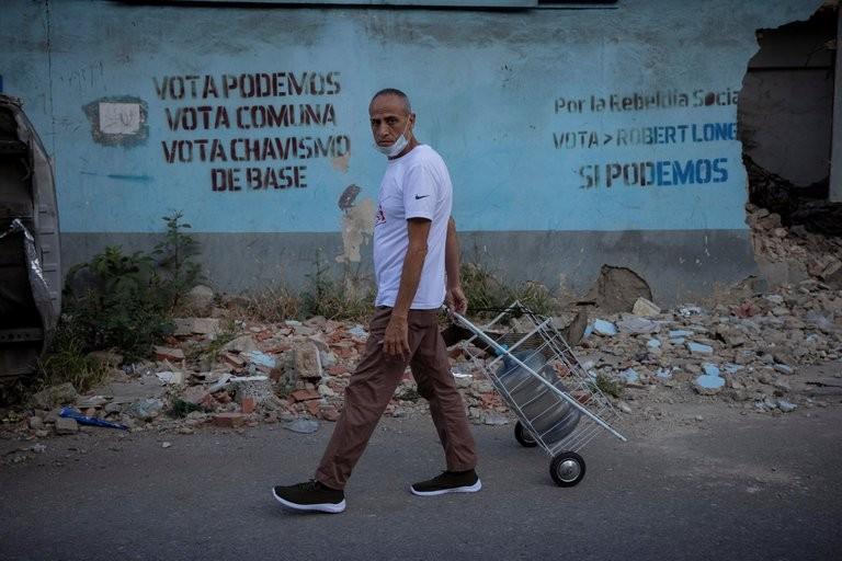 El régimen Maduro anunció el aumento del salario mínimo