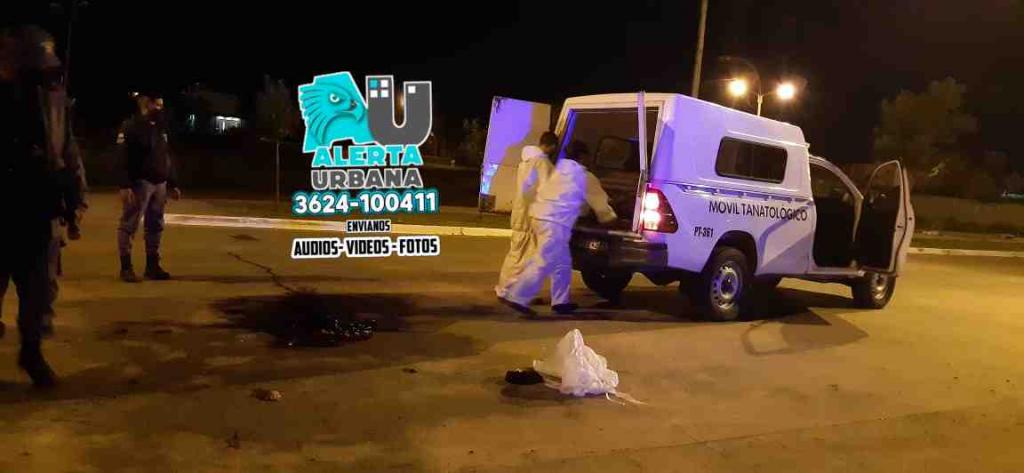 Nuevamente se pierde otra vida en las calles de Resistencia como resultado de un siniestro vial