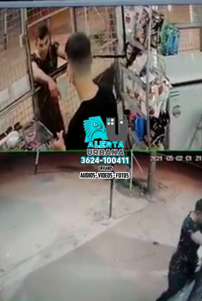 Barranqueras: intentó robar en un comercio y fue detenido