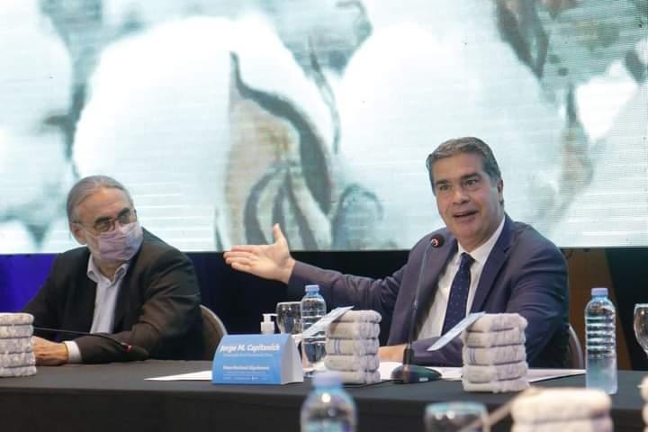 El gobernador Capitanich anunció programa de inversión