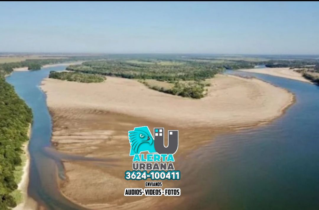 El Paraná mantendrá su tendencia bajante y advierten posible falta de agua potable