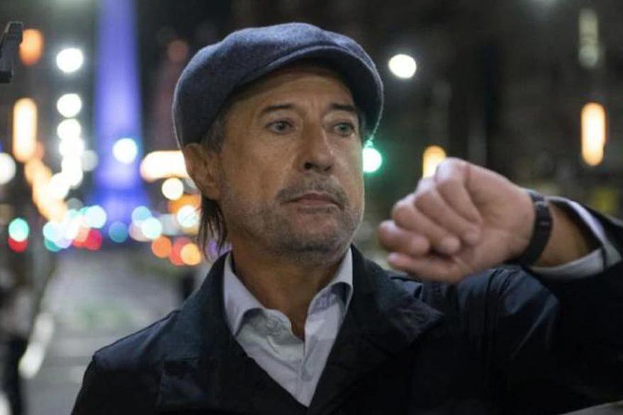 Guillermo Francella filma en Córdoba escenas de la película Granizo para Netflix