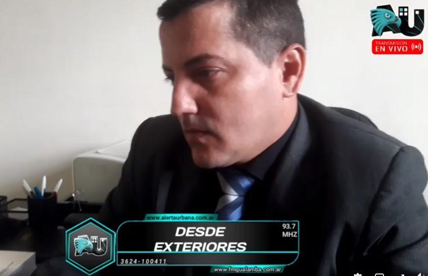 El Suboficial penitenciario Oscar Bordón no es juzgado por violencia de género
