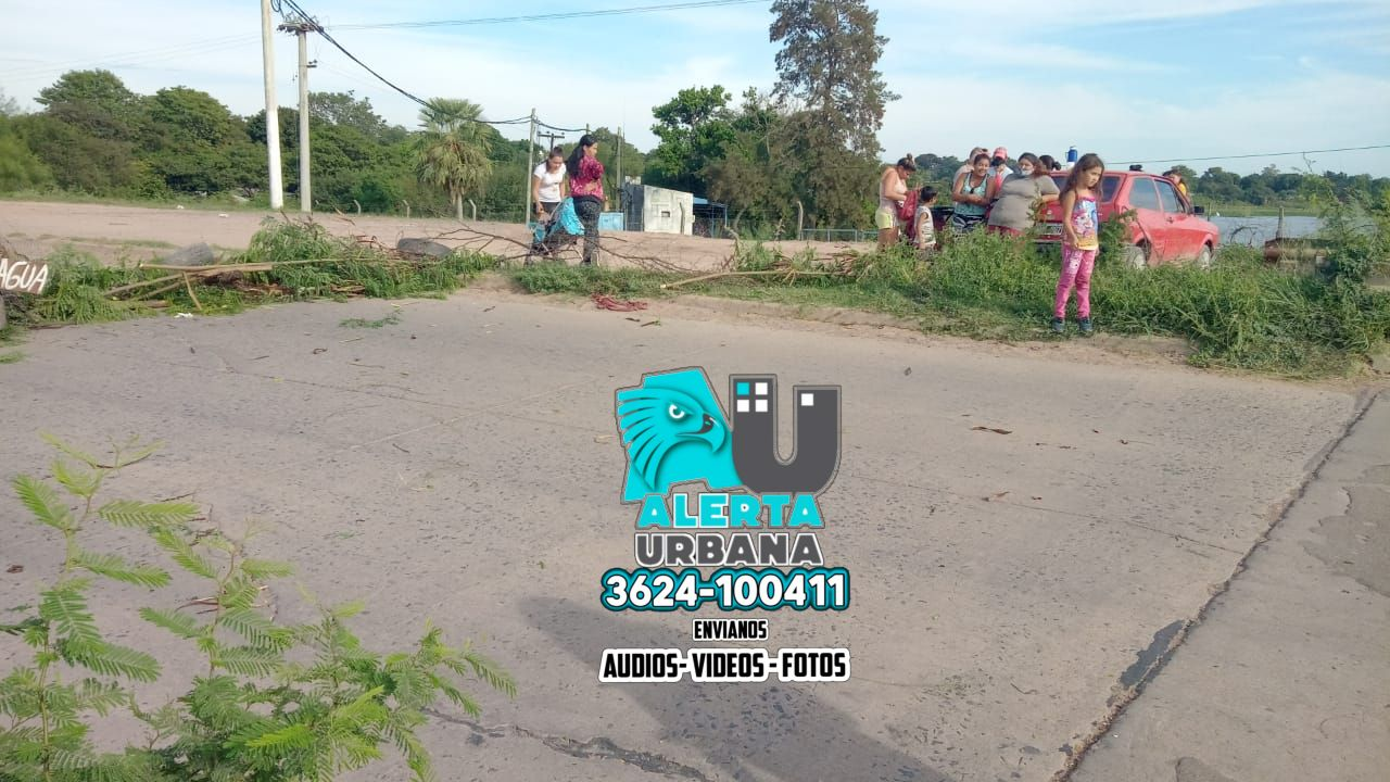 Barranqueras: