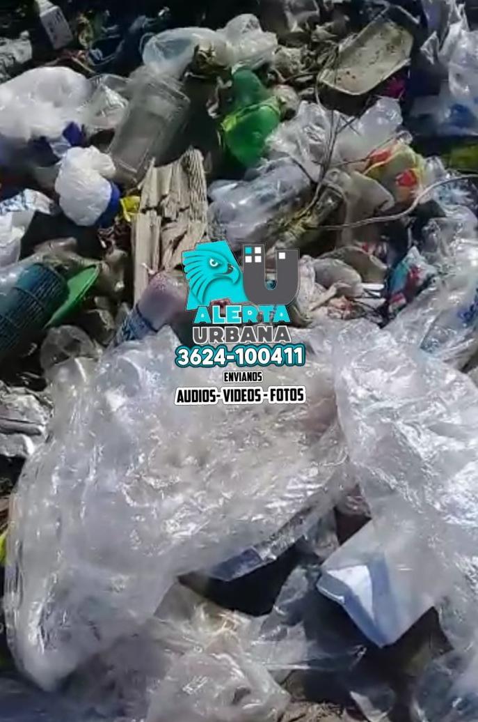 Reclaman por basural de desechos patológicos