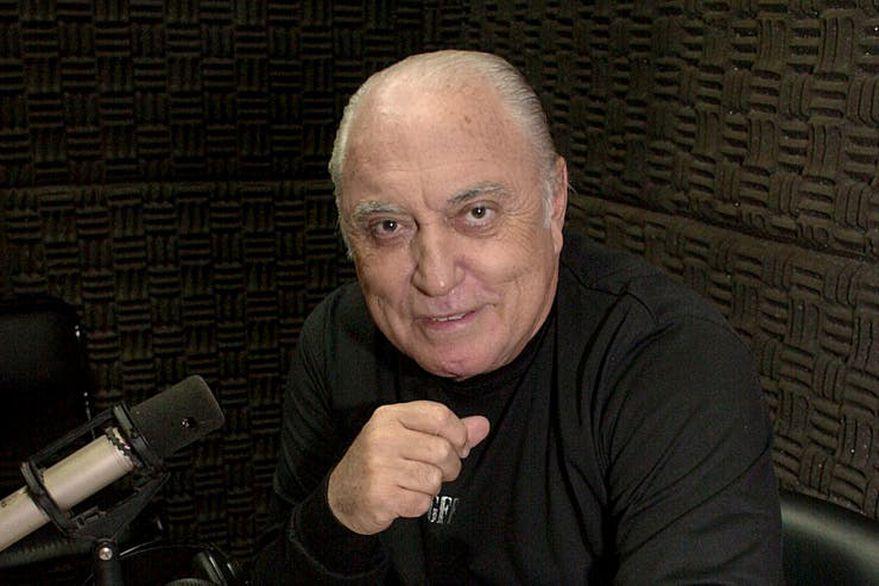 "Coronavirus: dieron de alta a Jorge ""Cacho"" Fontana"
