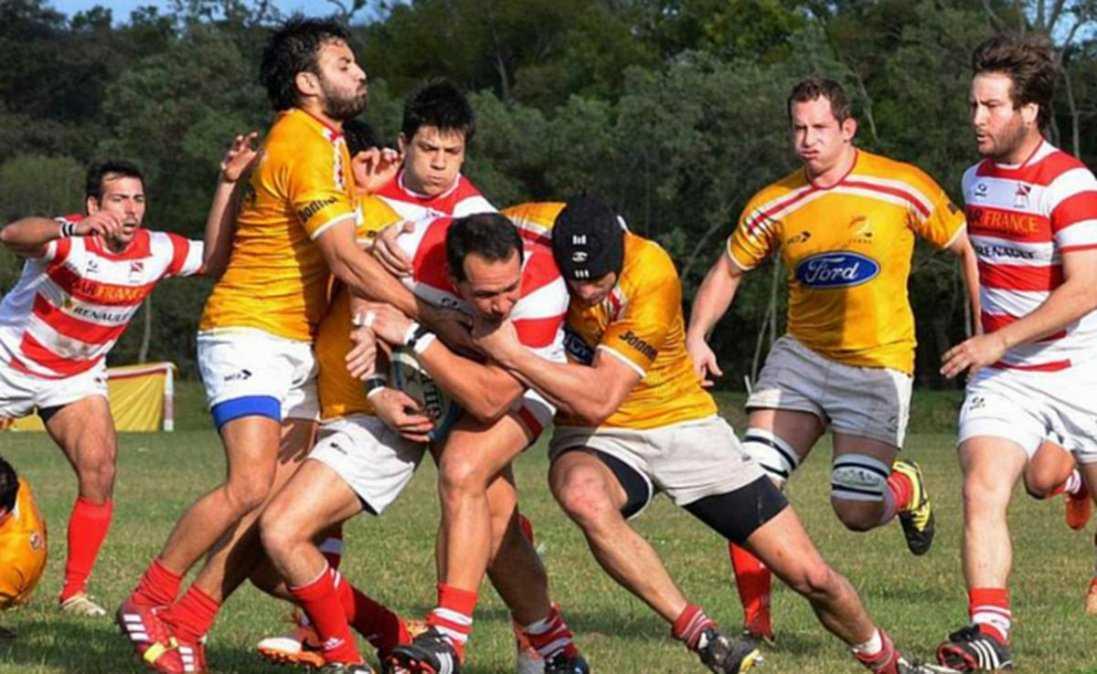 Empieza el torneo oficial de rugby de la Urne