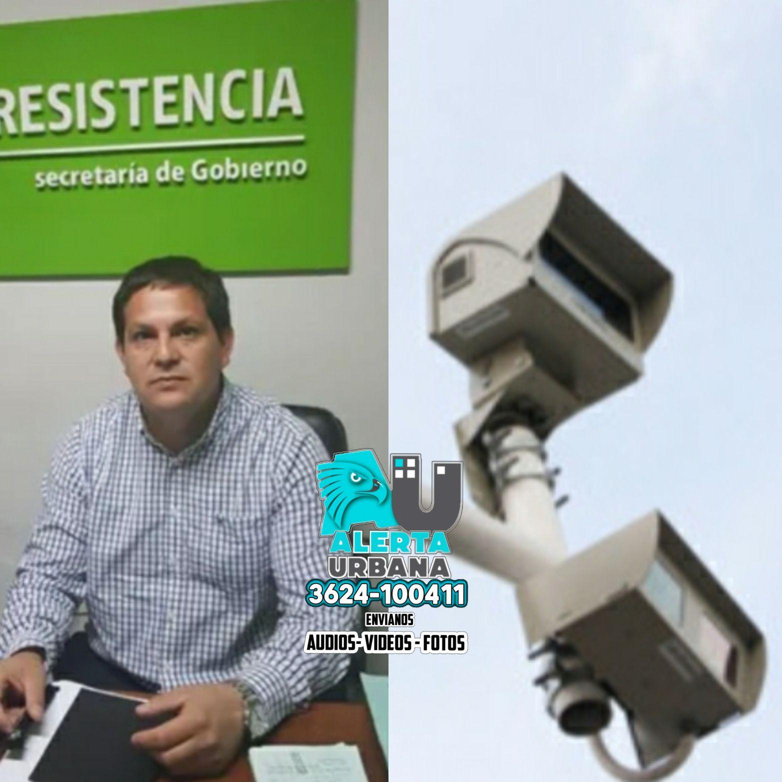 """Resistencia: """"No existe la foto-multa, pero no se descarta en un futuro cercano"""""""