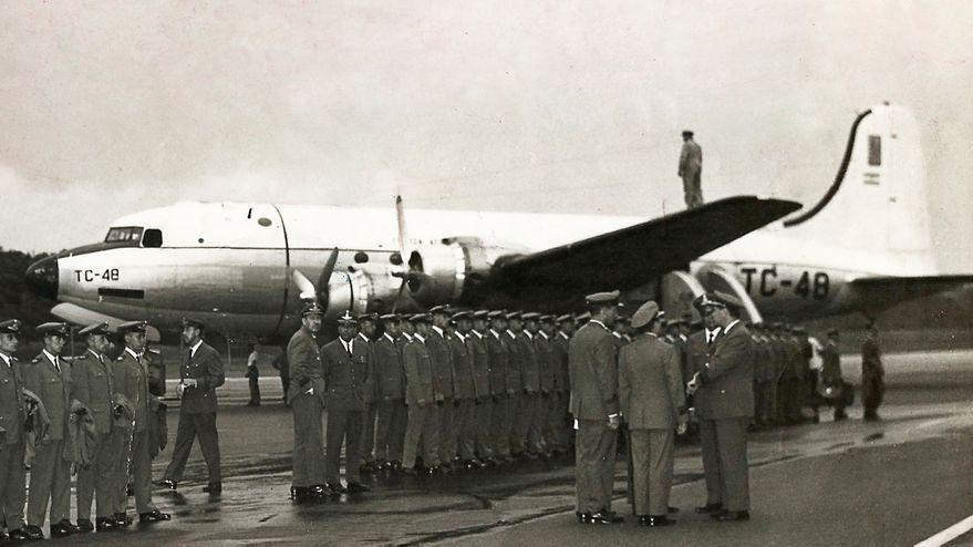 Renuevan la esperanza en la búsqueda del avión perdido hace 56 años