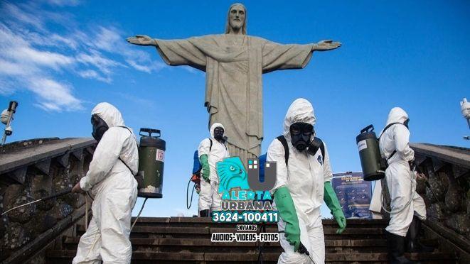 Río de Janeiro: detectan una mutación de la cepa de Manaos