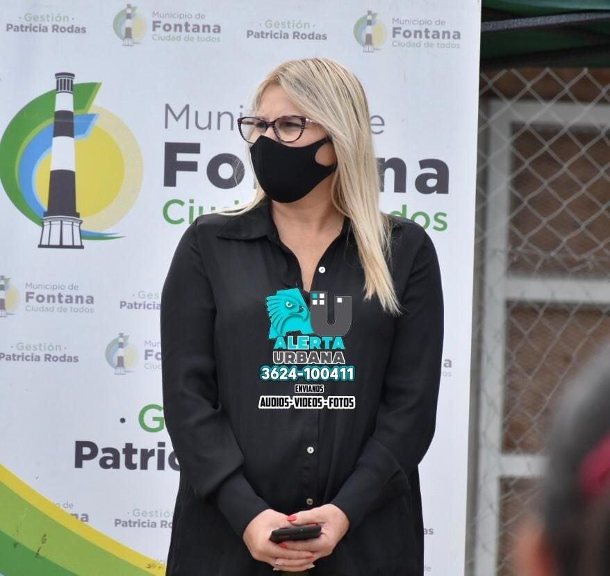 Patricia Rodas-Covid-19: en Fontana nos regimos por las normas provinciales