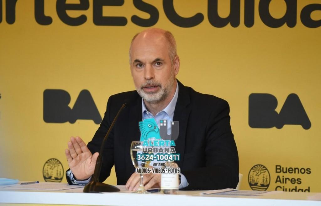 Muerte de otra docente: denuncian a Horacio Rodríguez Larreta por homicidio