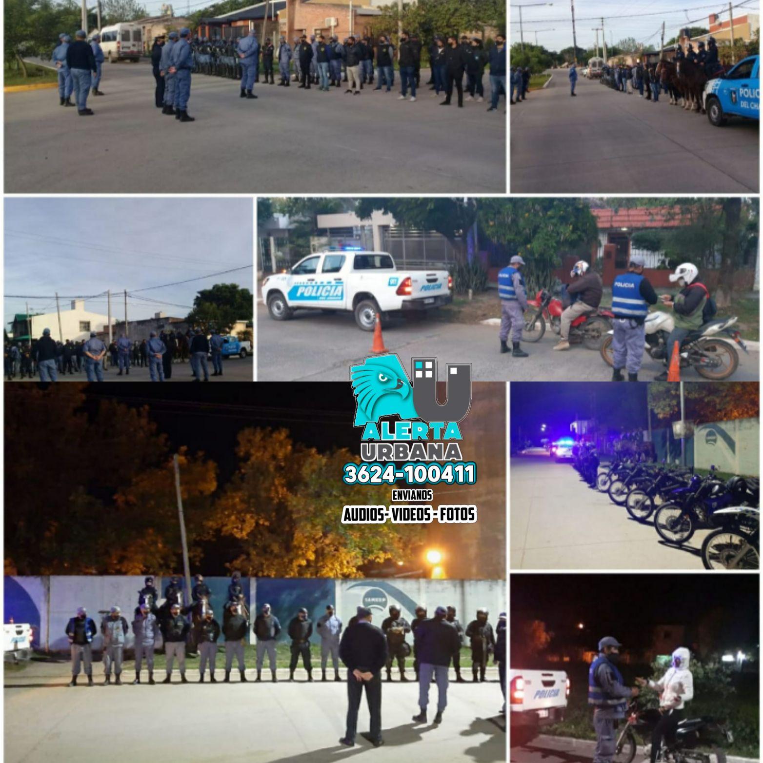 Resistencia: 23 motocicletas secuestradas y más de 20 infractores